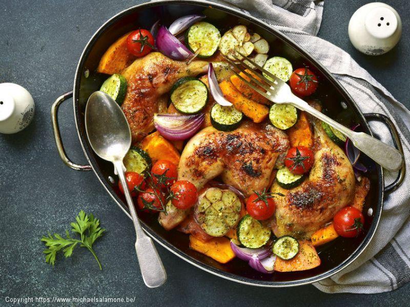 29. Cuisses de poulet au citron et butternut (1)
