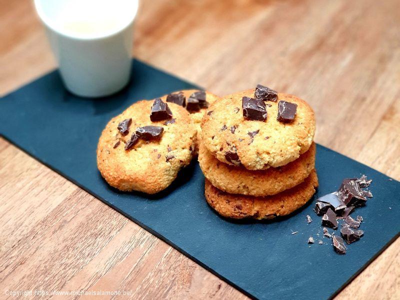 02. Cookies kéto aux pépites de chocolat (1)