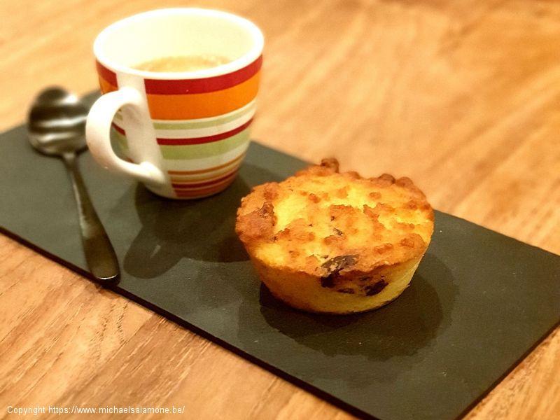 1. Muffins aux myrtilles (1)